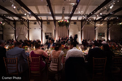 Amazing capture of the Indian wedding reception.