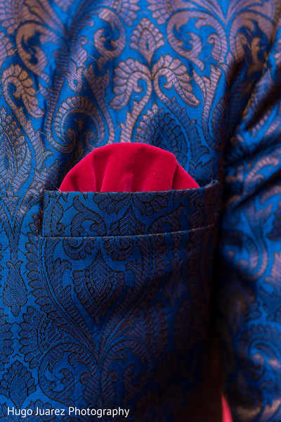 Beautiful indian groom outfit detail