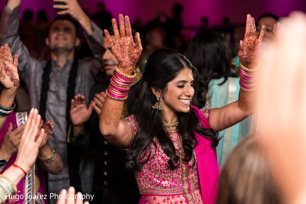 Pre-wedding celebrations performance