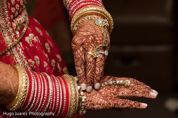 Marvelous indian bridal bangles