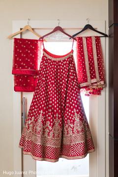 Indian bride lengha skirt