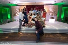 Indian wedding reception capture