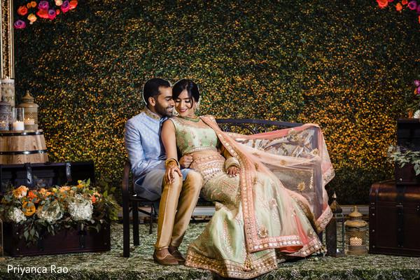 Breath taking Indian wedding photo session.