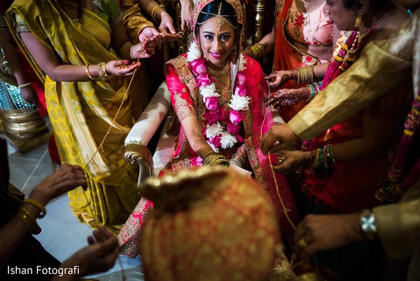indian bride,indian wedding,rituals,maharani
