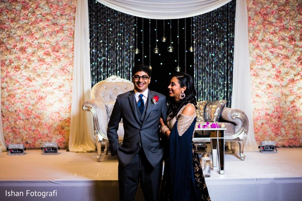 indian newlyweds,indian bride,maharani,reception