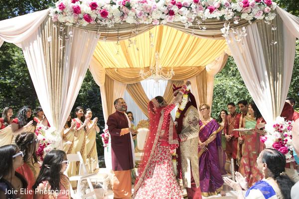indian wedding,maharani,decoration,garland