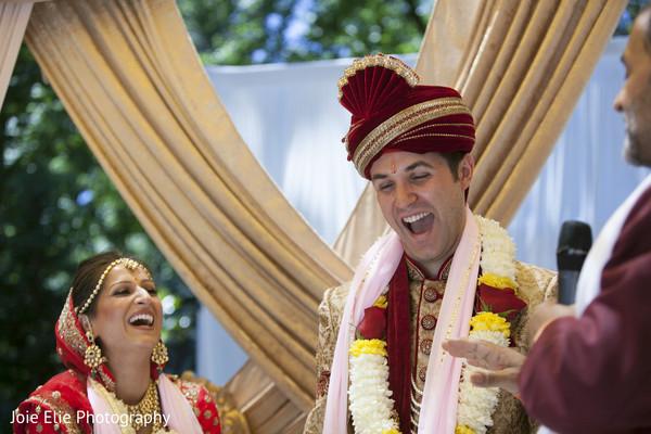 ceremony,indian wedding,maharani,garland
