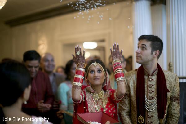 maharani,indian wedding,rituals,indian bride