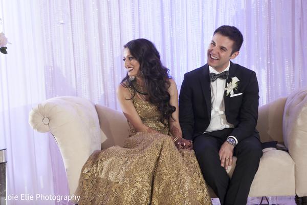 indian newlyweds,maharani,photo shoot,reception