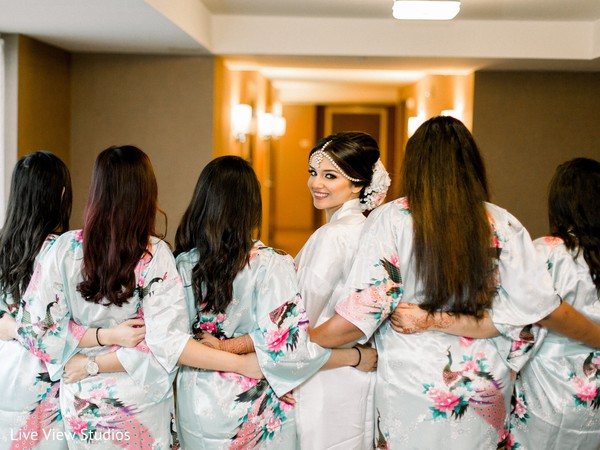 indian wedding,bridesmaids,venue,tikka