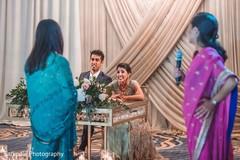 Traditional indian wedding speech.