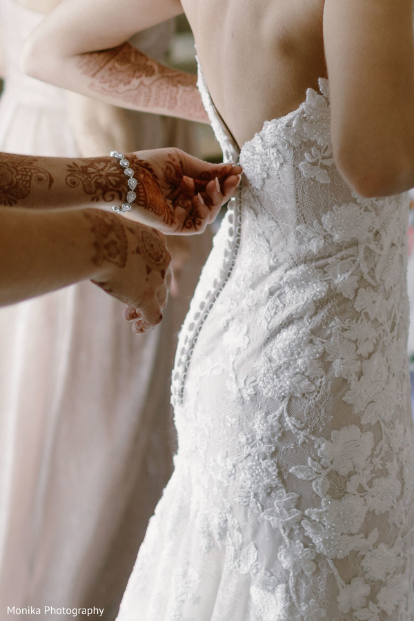white wedding dress,bridal fashion