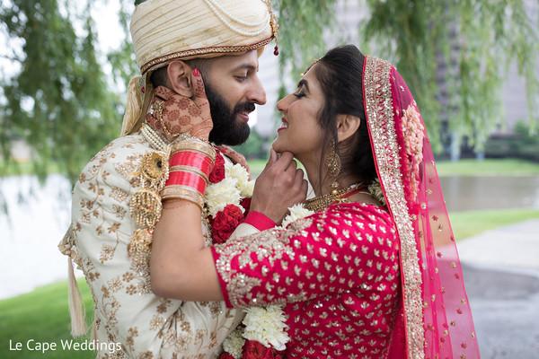 Indian couple sweet capture