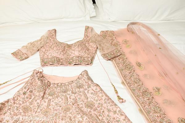 indian bridal fashion,indian bridal lengha,open shirt lengha