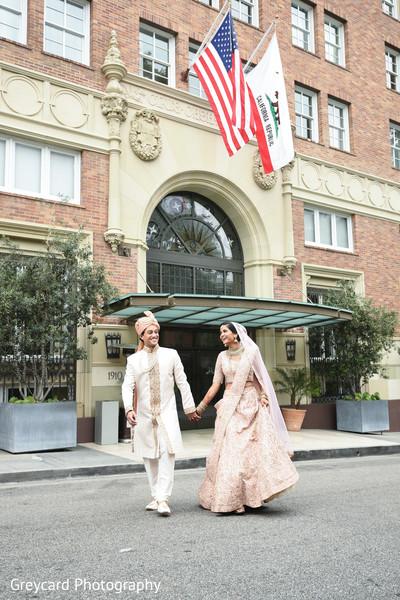indian bride and groom,indian wedding ceremony fashion,venue
