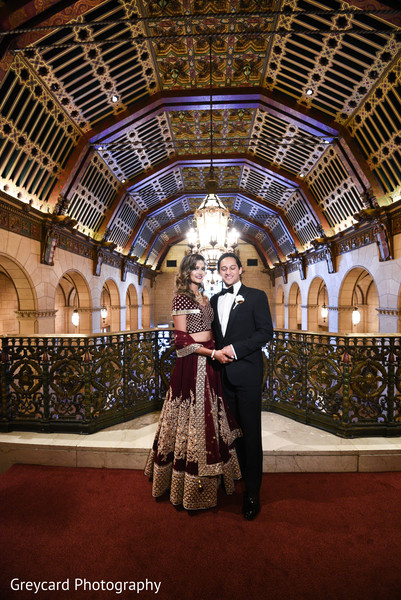 indian bride and groom,indian wedding reception fashion,venue