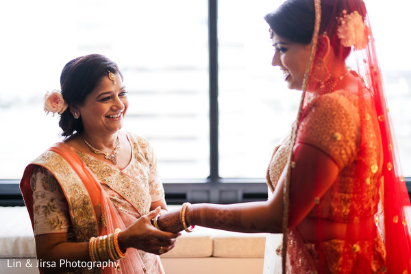 indian bride,ceremonies,sari,getting ready
