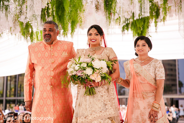 indian wedding,maharani,floral,sari