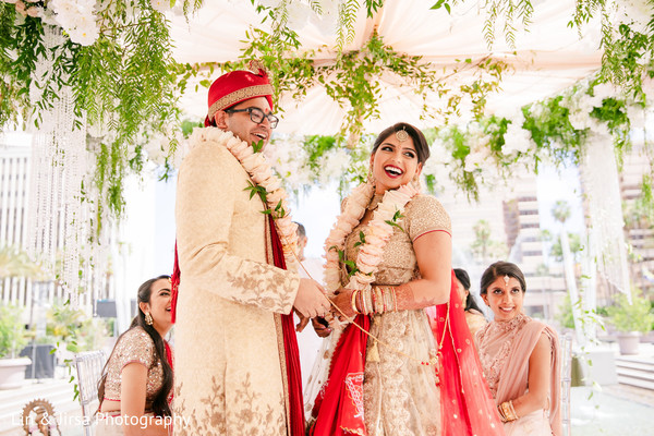 bridesmaids,indian wedding,maharani,ceremony