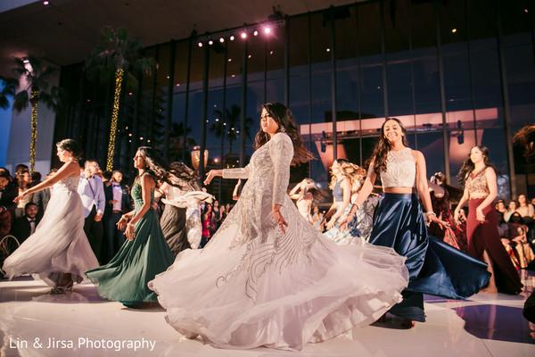 indian wedding,choreography,sari,maharani