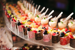 Guests can not wait to try the delicious sweets