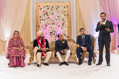 Traditional Nikkah ceremony