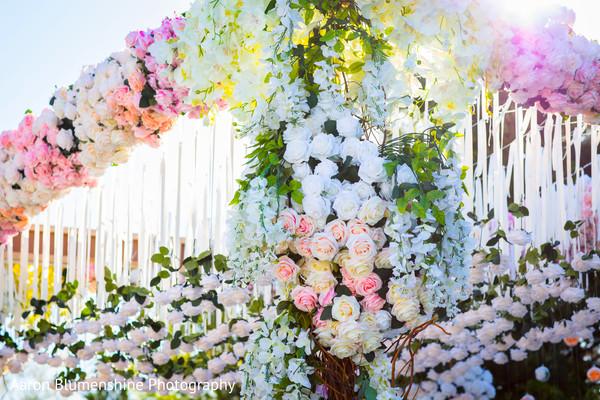 indian wedding floral and decor,mandap,indian wedding design