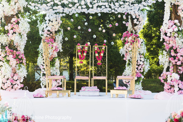indian wedding mandap,indian wedding stage,floral and decor