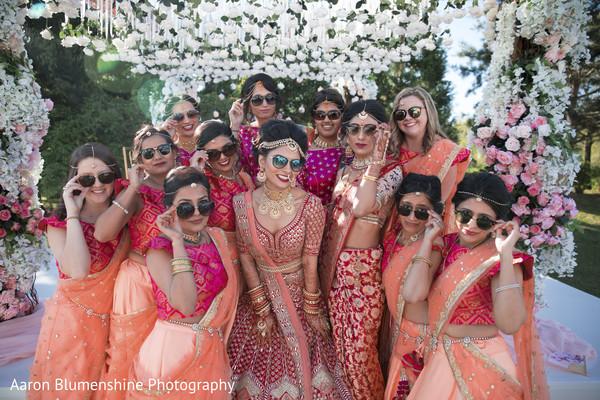 indian bridesmaids,indian bridesmaids fashion