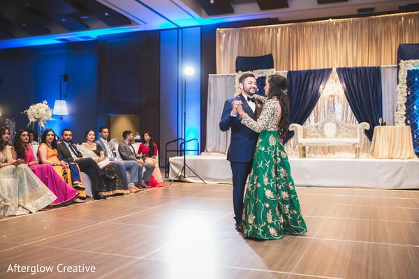 indian bride,dance,reception,decoration
