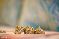 Indian bride wedding accessories