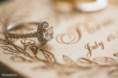 Perfect indian wedding engagement ring