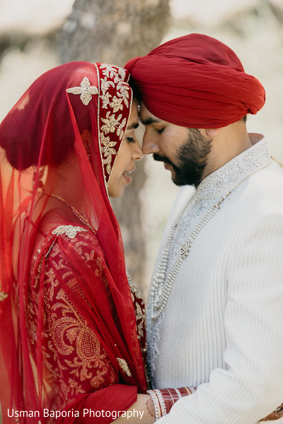 indian newlyweds,maharani,outdoors,photo shoot