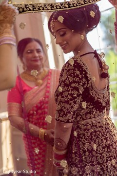 Lovely indian bride capture