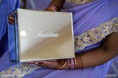 Indian bridesmaids presents
