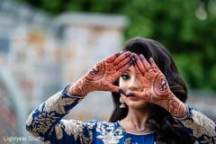 Beautiful mehndi artist work
