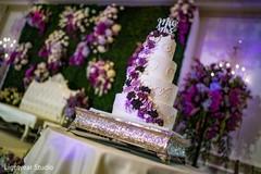Stunning indian wedding cake
