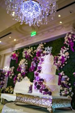 Flawless indian wedding tier cake