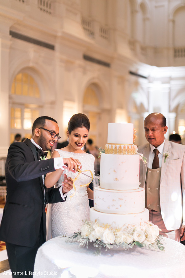 indian wedding,wedding cake,maharani,indian groom