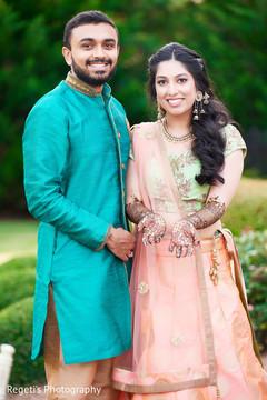 Mehndi party fashion inspiration