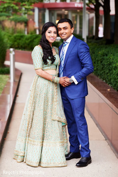 Romantic indian wedding photography