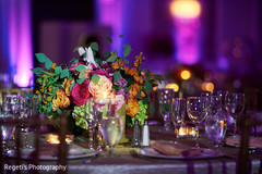 Indian wedding table decor ideas
