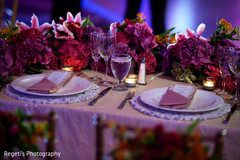 Indian wedding sweethearts table