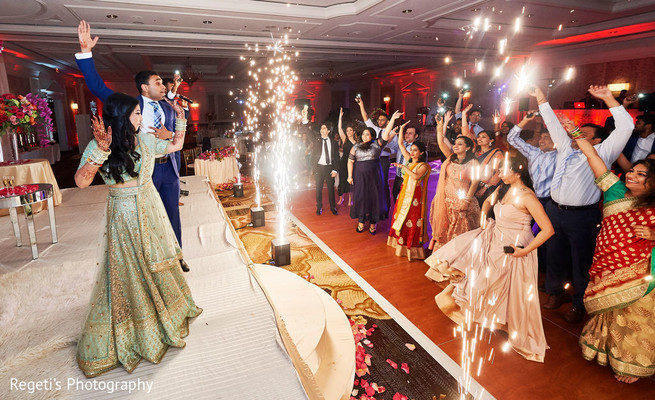 indian newlyweds fashion,reception fashion,bridal lengha