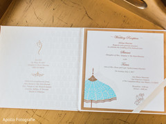 Indian wedding invitation ideas