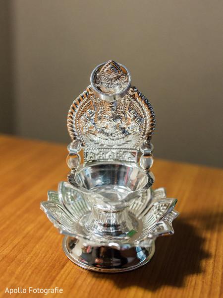 Indian wedding ring holder