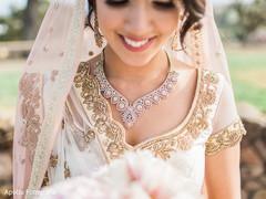 Sweet indian bride