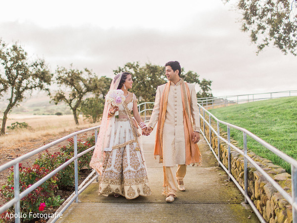 indian bride fashion,first look,indian groom fashion