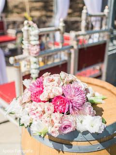 Indian wedding floral details