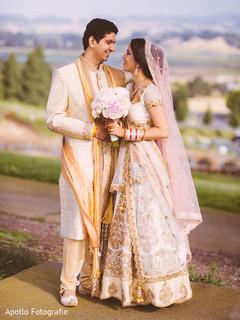 Spectacular indian couple capture